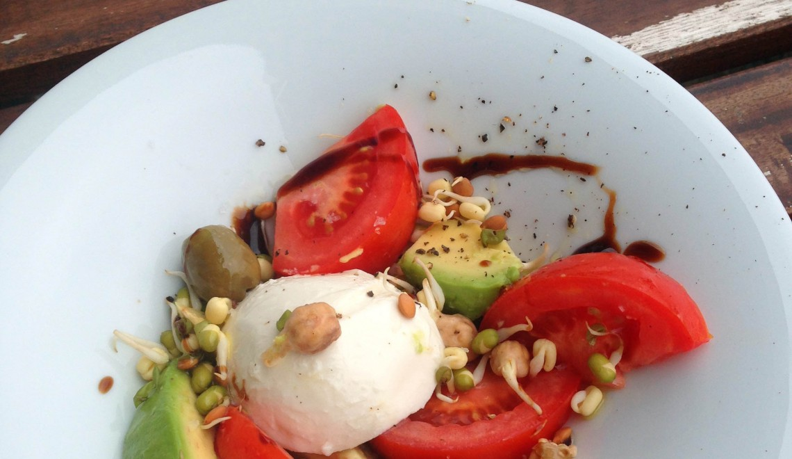 Superfood – Mozzarella Salat