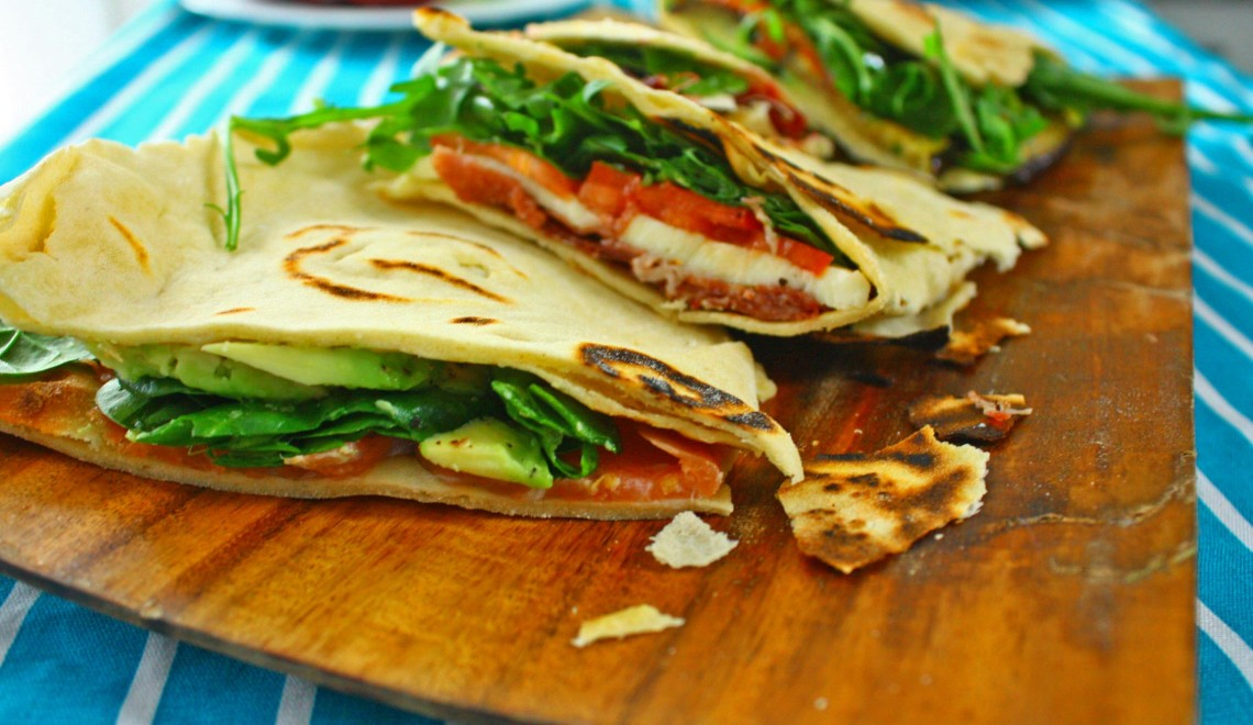 Piadine made easy